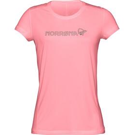 Norrøna W's /29 Tech T-Shirt Geranium Pink